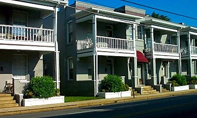 Central Avenue Apartments: 2 bedroom 1 bath apartment available immediately, 0