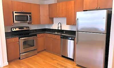 Kitchen, 155 Potomac Passage 306, 1