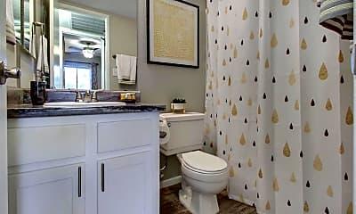 Bathroom, Ponderosa Ranch, 2