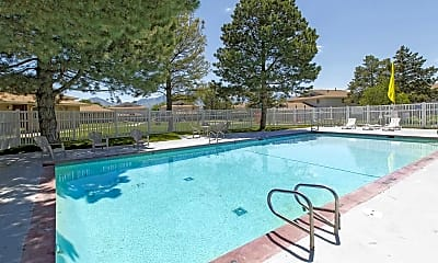 Pool, Boulder Pines, 1