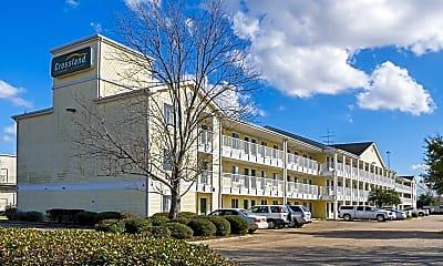 Building, Crossland Studios - Baton Rouge, 2