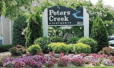 Peters Creek, 0