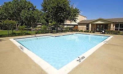 Pool, Tides on Rosemead East, 0