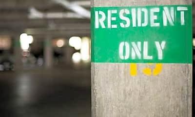 Community Signage, Fairway, 2