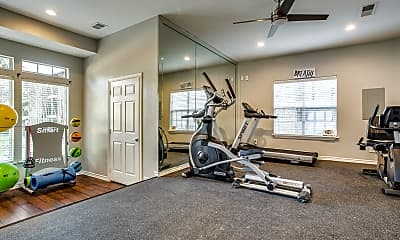 Fitness Weight Room, Newport, 2