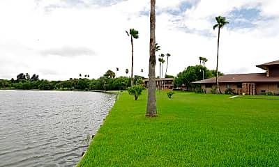 Lake, Lakeside Apartments, 1