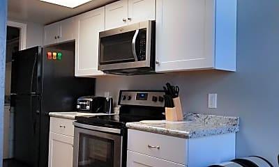 Kitchen, 2019 W Lemon Tree Pl 1160, 1