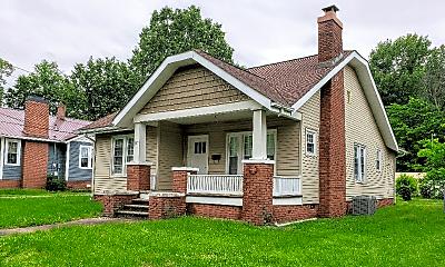 Building, 317 S 21st St, 0