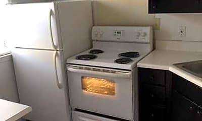 Kitchen, Georgetown Village, 1