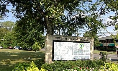 Green Hills Apartment, 1