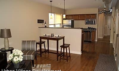 Kitchen, 601-617 S. 31st Avenue, 2