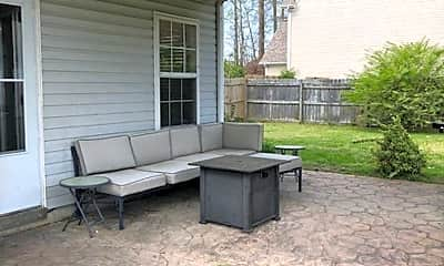Patio / Deck, 3828 Middleham Dr, 0