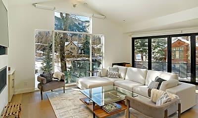 Living Room, 100 Park Ave, 0