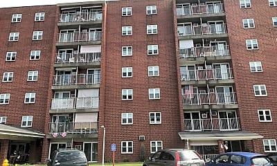 Thomas Campbell Apartments, 0