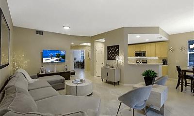Living Room, 10040 Valiant Ct, 1