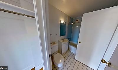 Bathroom, 4101 Cathedral Ave NW 1109, 2