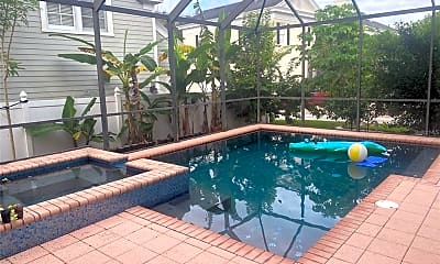 Pool, 611 Front St B, 2