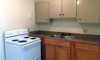 Kitchen, Eastgate Village Apartments, 1