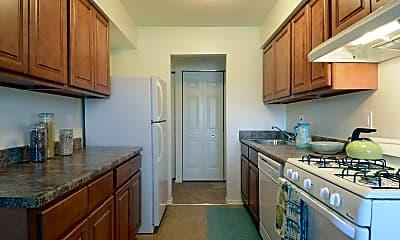 Kitchen, Cumberland Green, 1