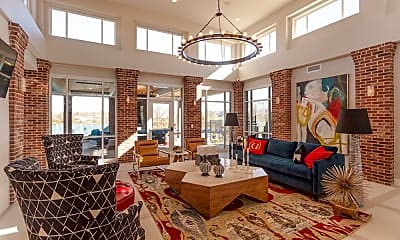 Living Room, Summit Square, 0