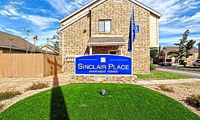 Community Signage, Sinclair Place, 2