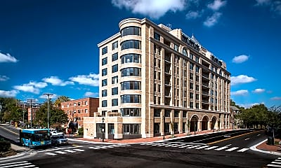 Building, 8302 Woodmont Ave 306, 0