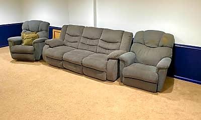 Living Room, 5036 Mohawk Dr, 2