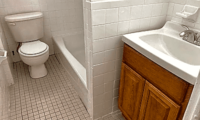 Bathroom, 1175 Morris Ave, 2