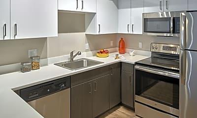 Kitchen, The Maverick, 1