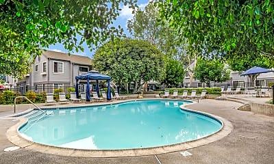 Pool, South Pointe, 1