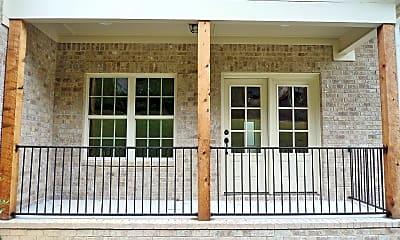 Building, 3760 Creek Side Way, 1