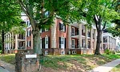 Building, Preston Court, 0