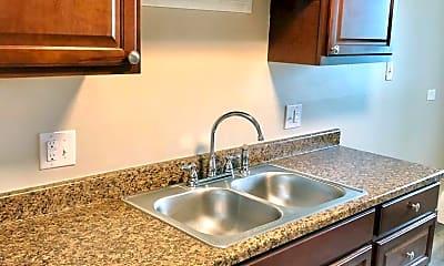 Kitchen, 5605 W Warren Avenue and 2187 S Depew Street, 1