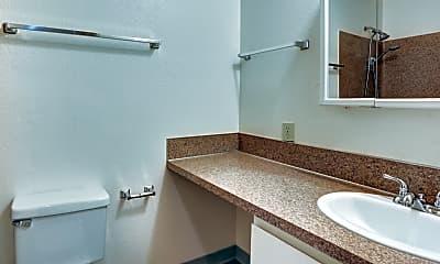Bathroom, Firgrove Village, 2