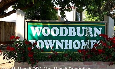 Community Signage, 5243 Winding Way, 1