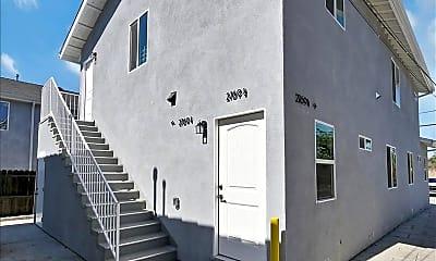 Building, 2767 Marengo Street, 1