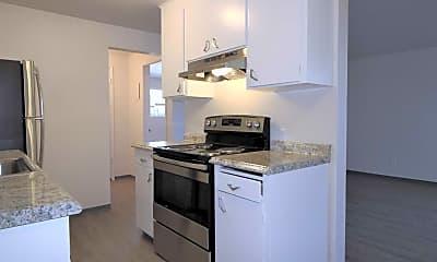Kitchen, Westbrook Apartments, 1