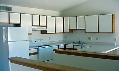Kitchen, Fischer Heights, 1