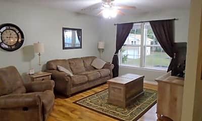 Living Room, 1010 Bayview Cir, 1