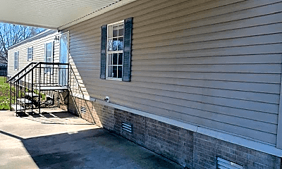 Patio / Deck, 9544 Spike Ridge Ave, 0
