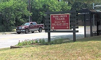 Park Grove Village Apts, 1