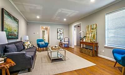 Living Room, 5458 Anita St, 1
