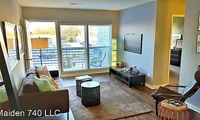 Living Room, 419 Chamberlain St SE, 1