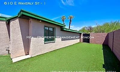 Building, 610 E Waverly St - 1, 1