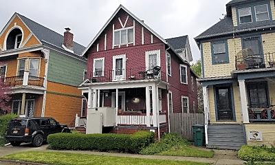 Building, 68 Cottage St, 1