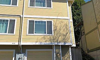 Building, 4118 Delridge Way SW, 1