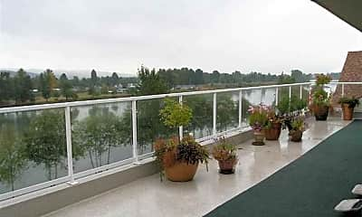 Rivers Edge Condominiums, 1