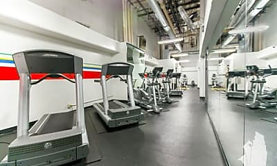 Fitness Weight Room, 1212n N LaSalle Dr, 2