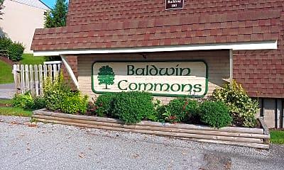 Baldwin Commons, 1