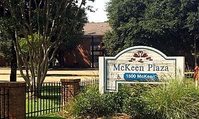 McKeen Plaza, 1